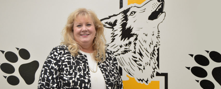 Cindy Zahrte, Tomah Area School District Administrator
